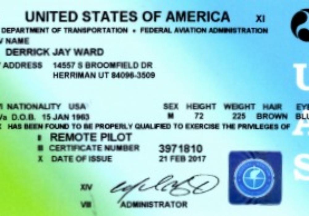 aerial imaging remote pilot