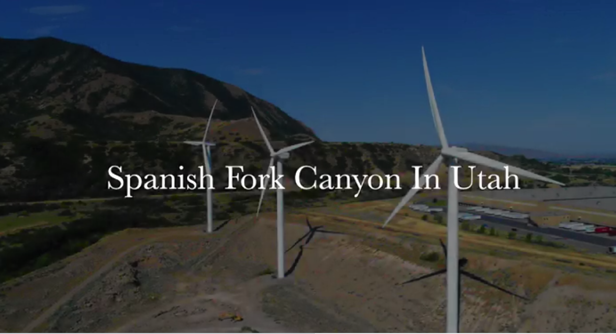 Spanish Fork Aerial Inspection