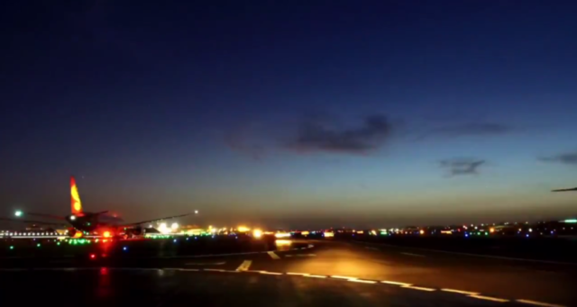 LAX time lapse