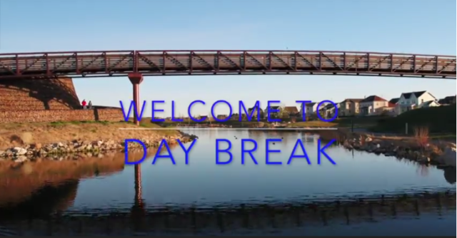 welcome to daybreak