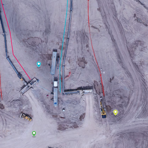 aerial land surveying Utah