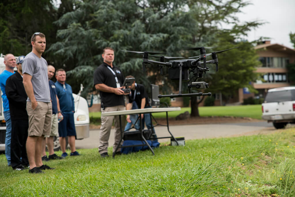 Understanding How Law Enforcement, Firefighters, and Search & Rescue Teams are Using UAS